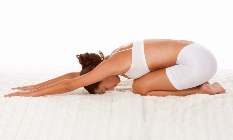 Yoga Poses for Hemorrhoid Relief
