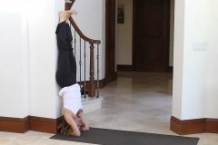 Sirsasana or Headstand Pose